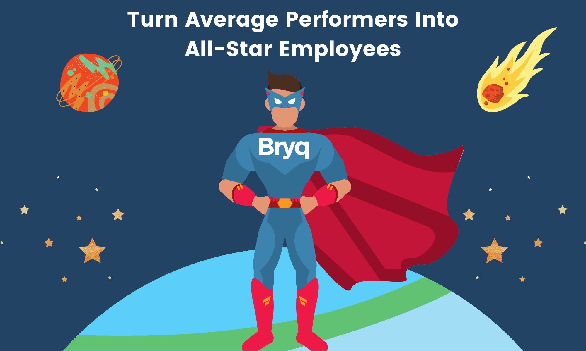 Average performers are important to businesses. They can become all-star performers with the right training and resources.